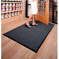 Entrance Waterhog Diamond Cord Mats