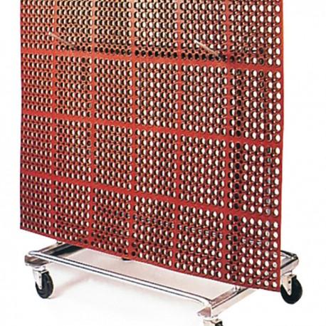 Portable Mat Wash Rack