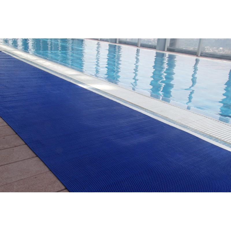 Pool mats wet zone custom size floor mat specialists for Garden pool mats