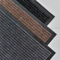 Dual Rib Entrance Mats. Ribbed Plus