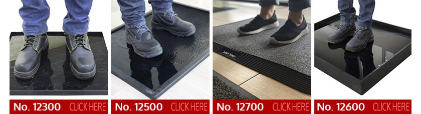 Antibacterial Saniting Mats