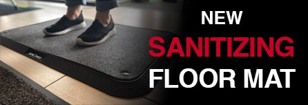Sanitizing Floor Mat